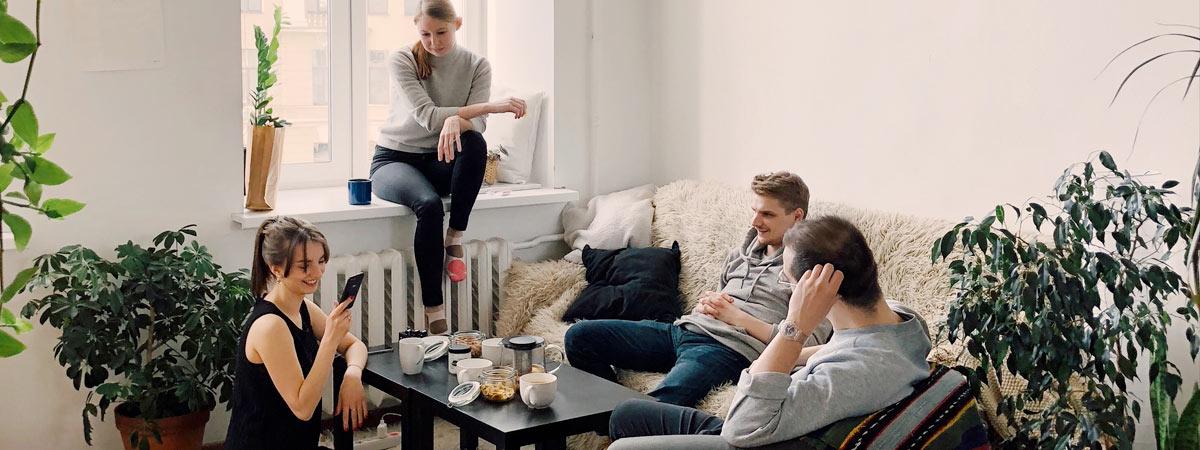 Logement connecté - Alexa et Google Home