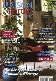 Article Presse / Maison et jardin num 38