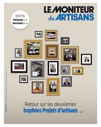 Article Moniteur des artisans Décembre 2019