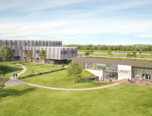 Nouveau site de production à Cholet