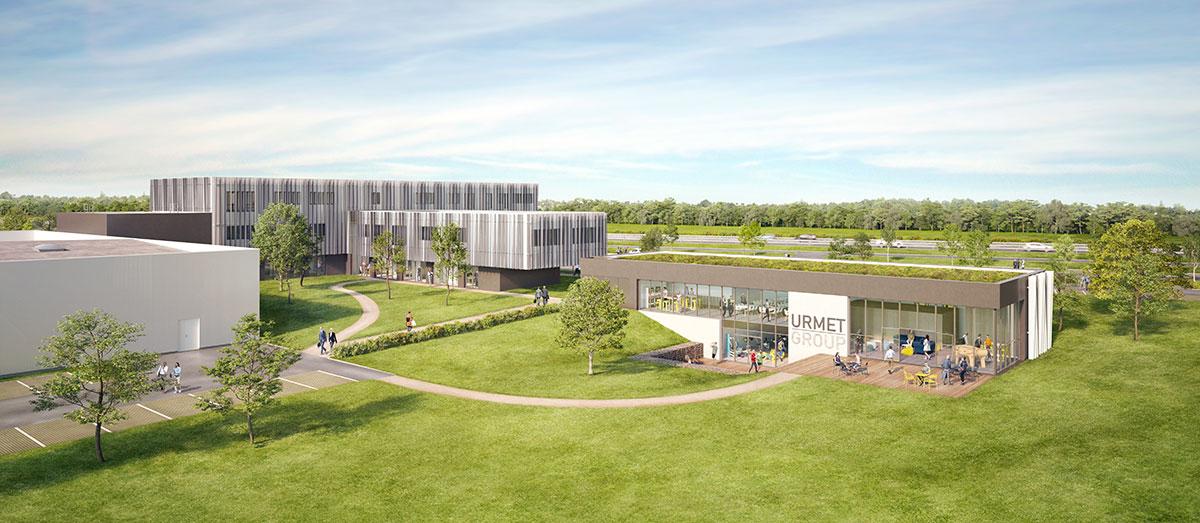 Nouvelle usine URMET GROUP à Cholet