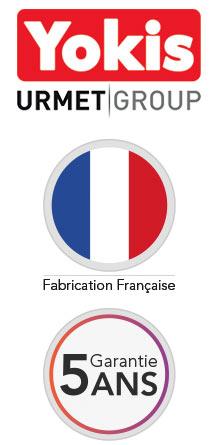 produit français - Garantie 5 ans