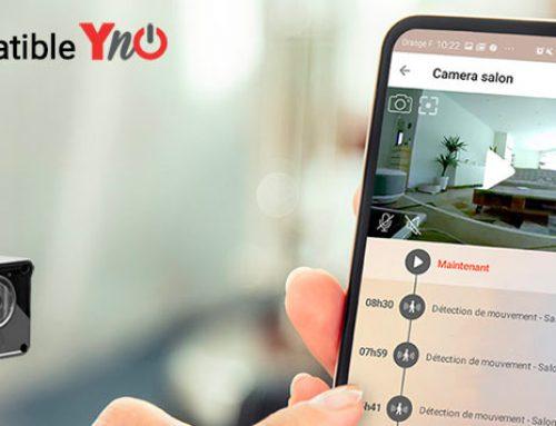 Caméras wifi Urmet pour sécuriser votre logement connecté Yokis